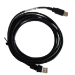 Honeywell 59-59084-N-3 adaptador de cable USB A Negro