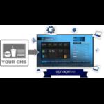 Signagelive SLL-2-1 digital signage software Starter kit 1 license(s)