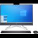"HP 24-df0029na 60.5 cm (23.8"") 1920 x 1080 pixels Intel® Pentium® Silver 4 GB DDR4-SDRAM 1000 GB HDD Wi-Fi 5 (802.11ac) White All-in-One PC Windows 10 Home"