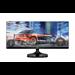 "LG 25UM58-P 25"" Full HD IPS Black computer monitor"
