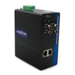 AddOn Networks ADD-IGMC-LX-2ST2 network media converter 1000 Mbit/s 1310 nm Single-mode Black