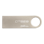 Kingston Technology DataTraveler SE9 USB flash drive 32 GB USB Type-A 2.0 Silver