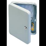 Q-CONNECT KF02605 key cabinet/organizer Grey