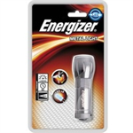 Energizer LED Metal Torch Hand flashlight LED Grey