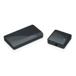 Optoma WHD200 AV transmitter & receiver Black