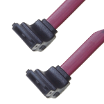 CONNEkT Gear 26-1003 SATA cable 0.75 m Red SATA 7-pin