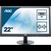 "AOC Essential-line E2260SDA LED display 55.9 cm (22"") 1680 x 1050 pixels WSXGA+ Black"