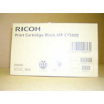 Ricoh 888547 (DT1500BLK) Ink cartridge black, 9K pages @ 5% coverage