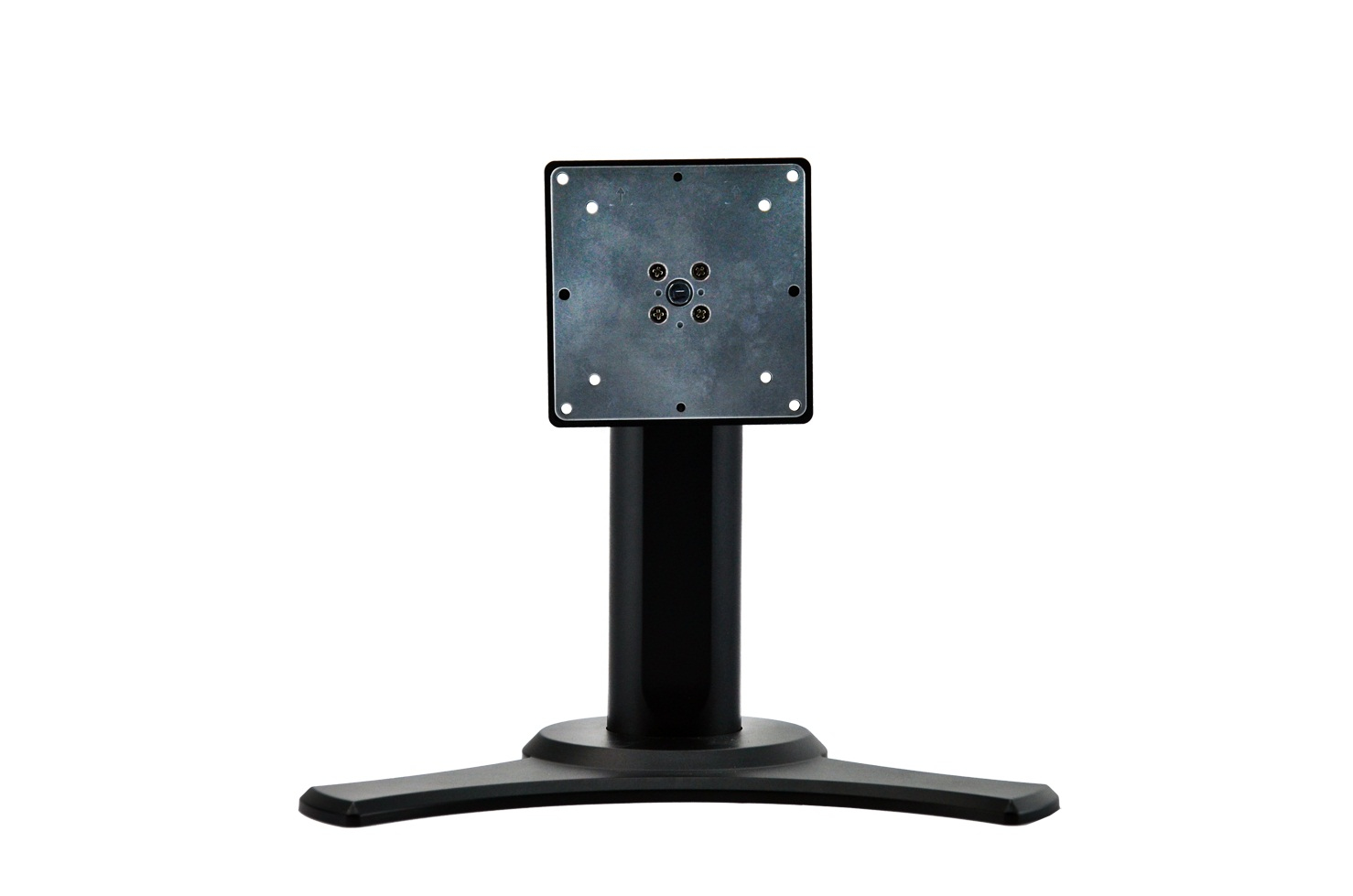 "Hannspree 80-04000004G000 flat panel desk mount 55.9 cm (22"") Freestanding Black"