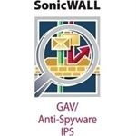 DELL SonicWALL Gway AntiVirus/Spyware + IPS