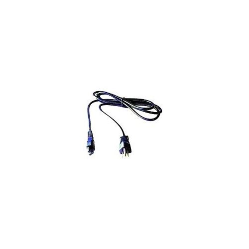 2-Power Swiss 3 Pin C5 (Cloverleaf) Power Cord