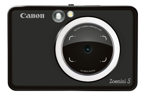 Canon Zoemini S instant digital camera 50.8 x 76.2 mm Black