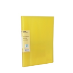 Pentel Display Book Vivid personal organizer Yellow