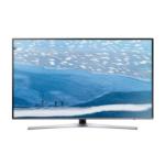 "Samsung UE55KU6470 55"" Full HD Smart TV Wi-Fi Zwart, Zilver"