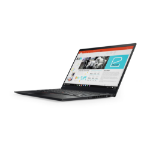 "Lenovo ThinkPad X1 Carbon 2.70GHz i7-7500U 14"" 1920 x 1080pixels Black Notebook"