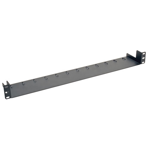 Tripp Lite Horizontal Rack Enclosure Server Cabinet Mount Cable Management Tray 1URM