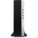 HP EliteDesk 800 G4 3.2 GHz 8th gen Intel® Core™ i7 i7-8700 Black,Silver SFF PC