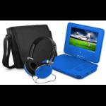"Ematic EPD707 Convertible 7"" 480 x 234pixels Blue"