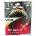 VCOM CG441D DVI cable 3 m DVI-D Black