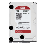 Western Digital Red 2000GB SATA III interne harde schijf