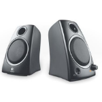 Logitech Z130 loudspeaker 2-way 5 W Black Wired 3.5 mm