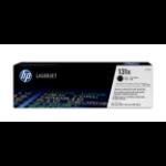 HP 131X Origineel Zwart 1 stuk(s)