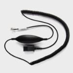JPL BL-10+P cable interface/gender adapter RJ11 PLX QD Black