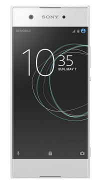 """Sony Xperia XA1 5"""" 4G 3GB 32GB 2300mAh White"""