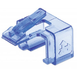 Intellinet 771443 Blue,Transparent 50pc(s) cable clamp