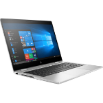 "HP EliteBook x360 830 G6 Zilver Notebook 33,8 cm (13.3"") 1920 x 1080 Pixels Touchscreen Intel® 8ste generatie Core™ i5 i5-8265U 8 GB DDR4-SDRAM 256 GB SSD"