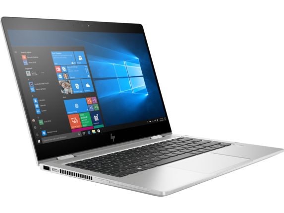 "HP EliteBook x360 830 G6 Zilver Notebook 33,8 cm (13.3"") 1920 x 1080 Pixels Touchscreen Intel® 8ste generatie Core™ i5 i5-8265U 8 GB DDR4-SDRAM 256 GB SSD"