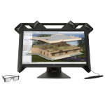 HP Zvr 59,94 cm (23.6'') Virtual Reality Display