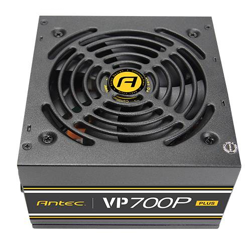 Antec VP700P Plus GB power supply unit 700 W ATX Black