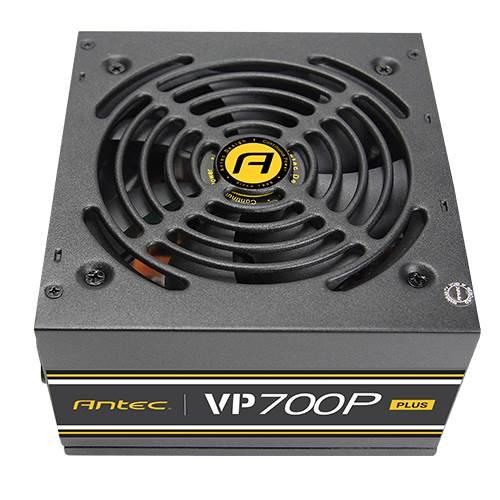 ANTEC VP700P PLUS GB POWER SUPPLY UNIT 700 W ATX BLACK