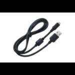 Canon IFC-600PCU USB cable 1 m USB 2.0 USB A Black