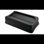 Rubbermaid FG267360BLA trash can accessory Lid Black