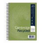Cambridge RcycA5Pls 200pg Wbnd Nbk