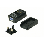 2-Power Camcorder Battery Charger