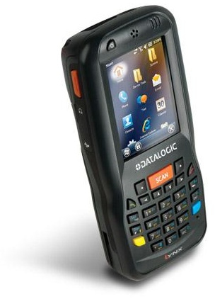 "Datalogic Lynx 2.7"" 320 x 240pixels Touchscreen 270g Black"