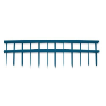 GBC VeloBind Strips A4 Blue 25mm (100)