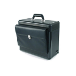 Dicota D30537 notebook case Trolley case Black