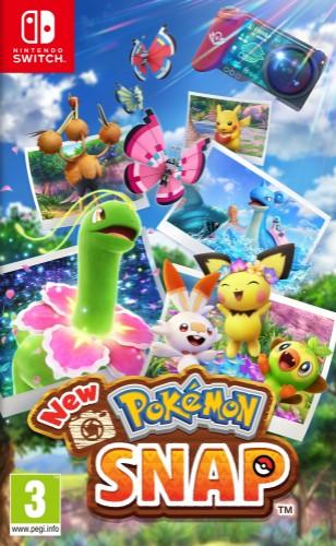 Nintendo New Pokémon Snap Basic Simplified Chinese, Traditional Chinese, German, English, Spanish, French, Italian, Japanese, Korean Nintendo Switch