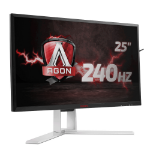 "AOC AG251FZ 24.5"" Full HD Black,Red computer monitor"