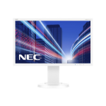"NEC MultiSync E224Wi 21.5"" Full HD LED Flat White computer monitor"