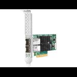 Hewlett Packard Enterprise Ethernet 10Gb 2-port 546SFP+ Internal Fiber 10000Mbit/s networking card
