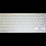 Inland Bluetooth Keyboard Bluetooth White mobile device keyboard