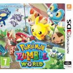 Nintendo Pokémon Rumble World, 3DS Basic Nintendo 3DS English video game