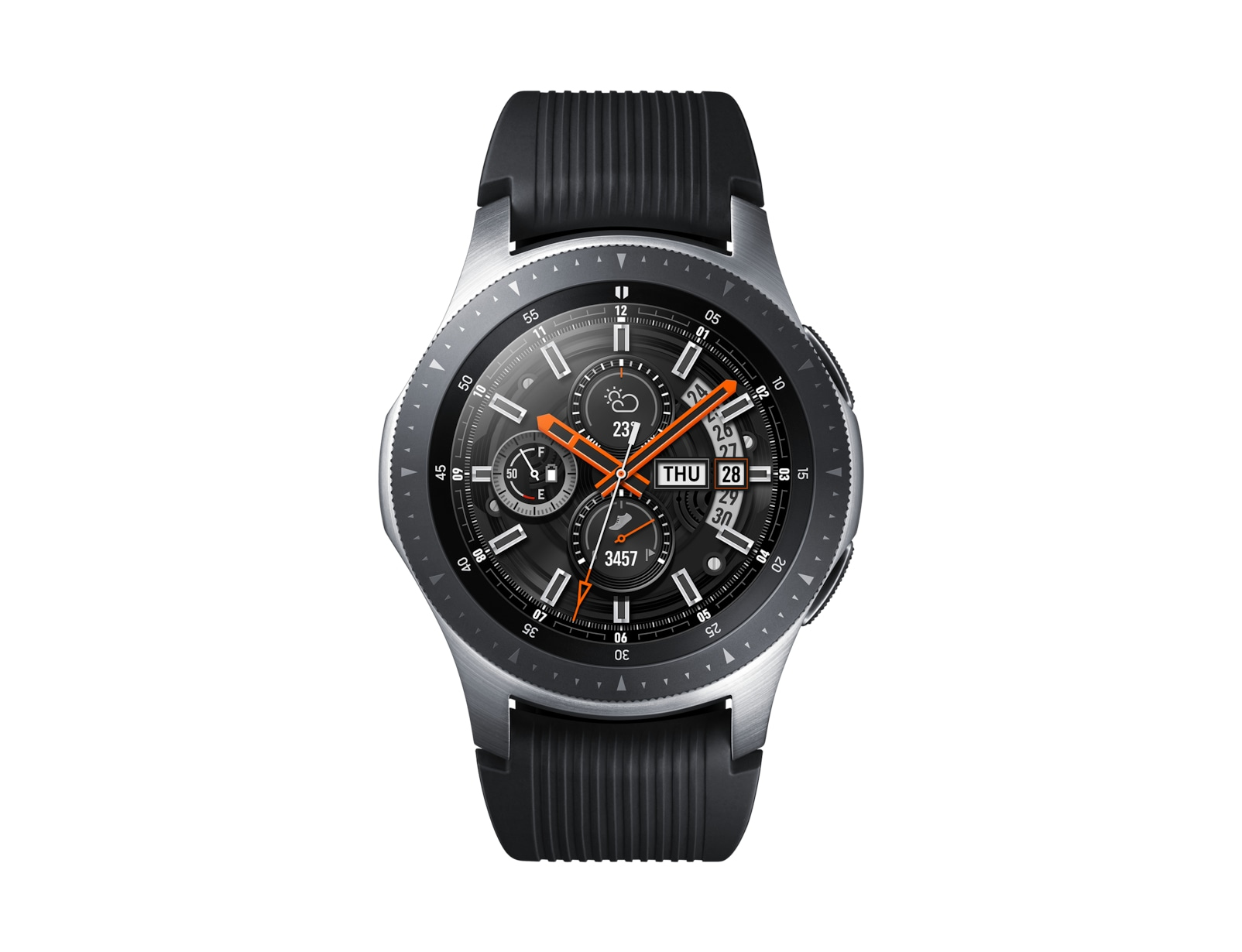 Samsung Galaxy Watch smartwatch SAMOLED 3.3 cm (1.3