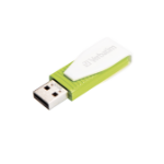 Verbatim Store 'n' Go Swivel 32GB USB 2.0 Type-A Green USB flash drive