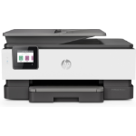 HP OfficeJet Pro 8022 Thermal inkjet A4 4800 x 1200 DPI 20 ppm Wi-Fi